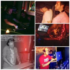 DJs of Thursdays past