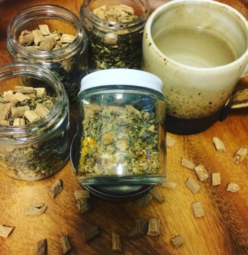Sleepy Tea Blend